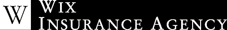 Wix Insurance Agency